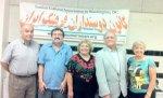 June 21, 2011 هیئت مدیره جدید کانون دوستداران فرهنگ ایران